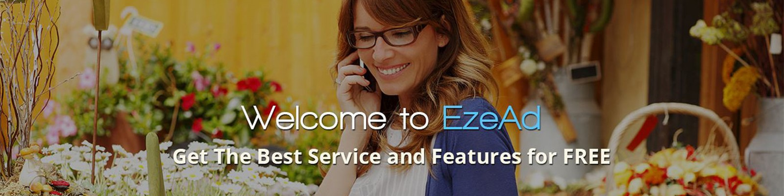 Welcome To Ezead - Register To Get Today